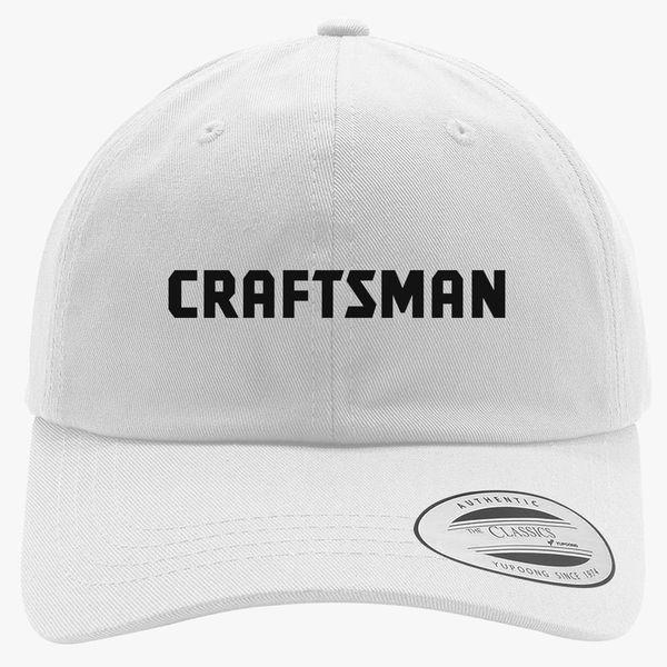 9483b2f1153 Craftsman Logo Cotton Twill Hat +more