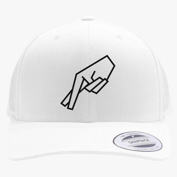 f79331a7731260 Cheap Trick Symbol Retro Trucker Hat   Hatsline.com