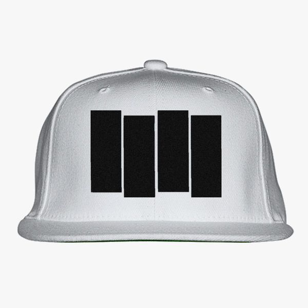 Black Flag Snapback Hat - Embroidery +more dc40cf3bc83