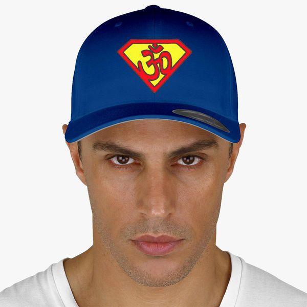 40351a16705 Yoga-man Baseball Cap - Embroidery +more