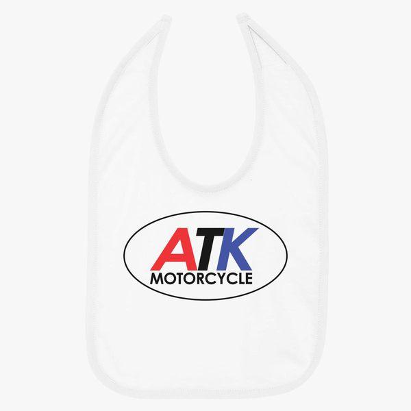 ATK Motorcycle Baby Bib | Hatsline com