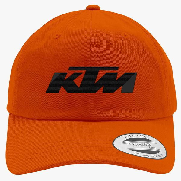 b4372bffd Ktm Cotton Twill Hat (Embroidered)   Hatsline.com