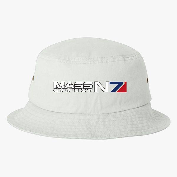 a116a381e04 Mass Effect N7 Bucket Hat +more