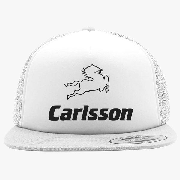 d41f737fe Carlsson Mercedes Foam Trucker Hat | Hatsline.com