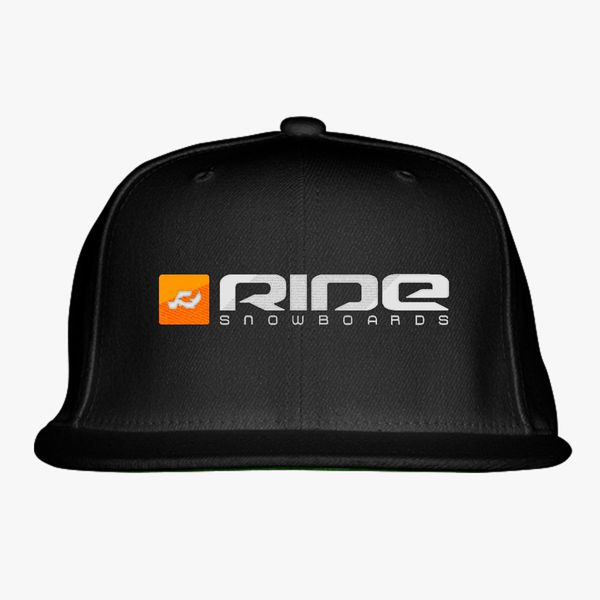 Ride Snowboards Snapback Hat - Embroidery +more 78c1a3e954d