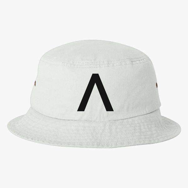 axwell ingrosso logo bucket hat embroidered hatsline com