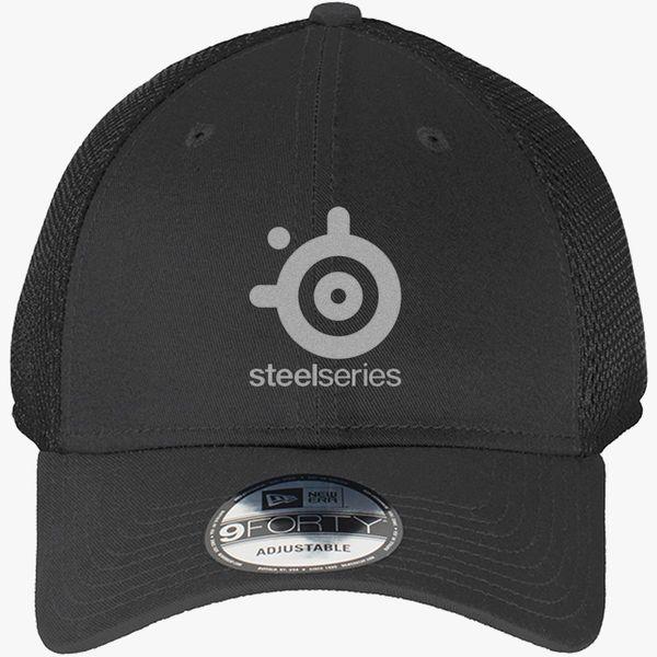 ce563438461 virtus pro steelseries New Era Baseball Mesh Cap - Embroidery +more