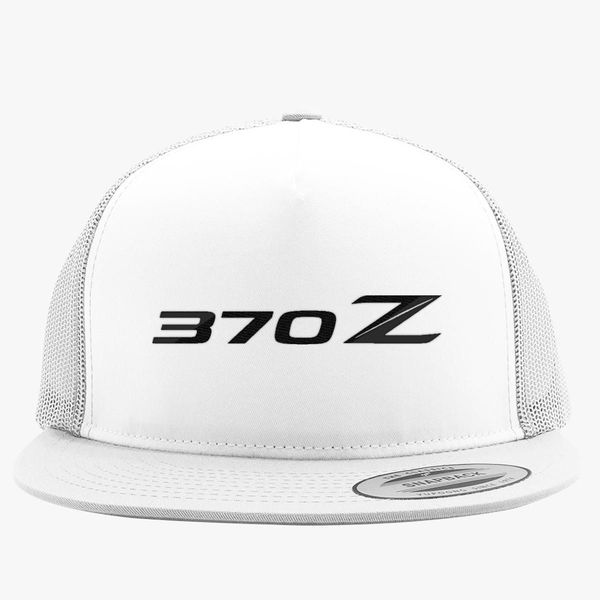 4b643ae1866 Nissan 370Z Trucker Hat - Embroidery +more