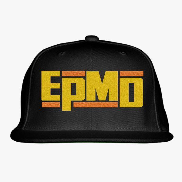 a92406c16 EPMD Snapback Hat (Embroidered) | Hatsline.com