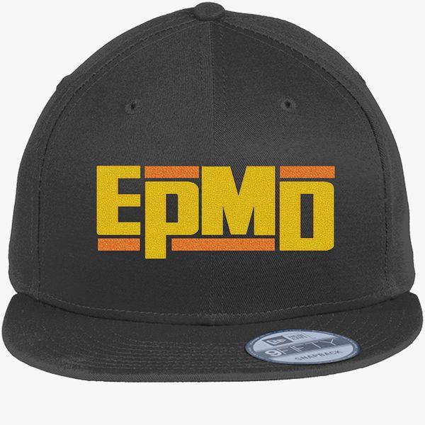 a699925c5 EPMD New Era Snapback Cap (Embroidered)   Hatsline.com