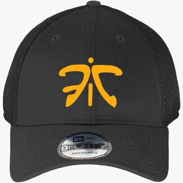 e07c898245a Fnatic New Era Baseball Mesh Cap - Embroidery +more