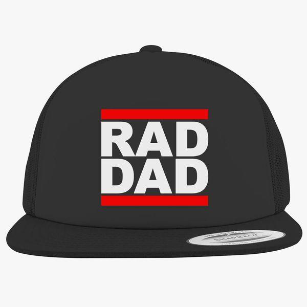 710e297061d rad dad Foam Trucker Hat +more