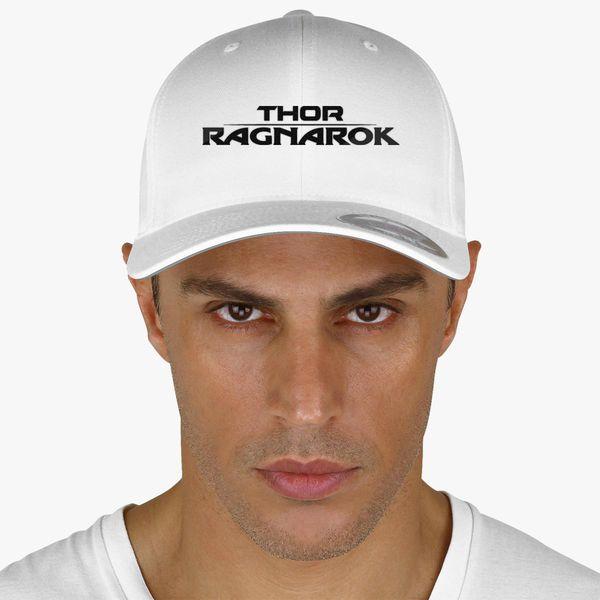 Thor Ragnarok logo Baseball Cap - Embroidery +more a10544e80b51