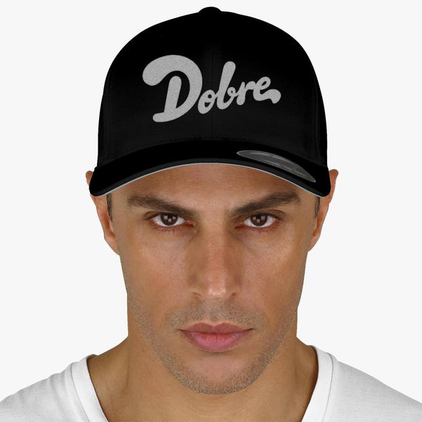 Dobre brothers dobre twins logo Baseball Cap - Embroidery +more 1983aef607e