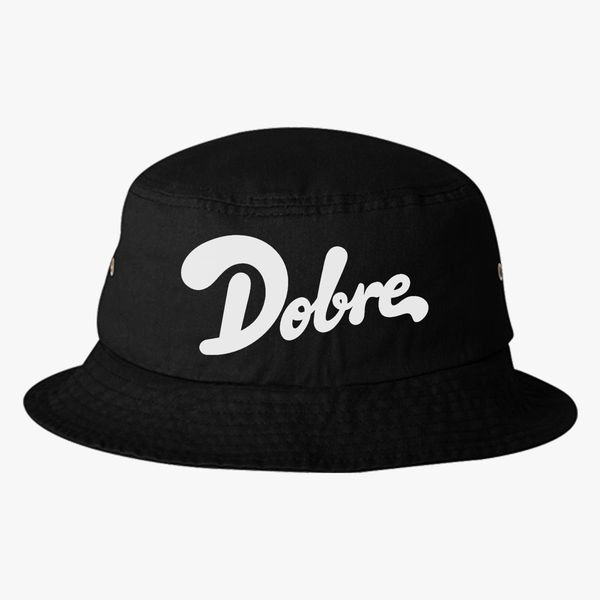 Dobre Brothers Dobre Twins Logo Bucket Hat Embroidered Hatslinecom