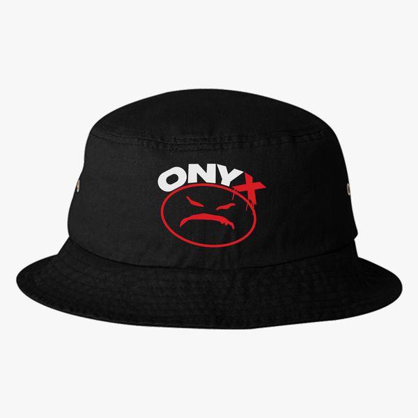 f2006a147a1 Onyx logo Bucket Hat +more