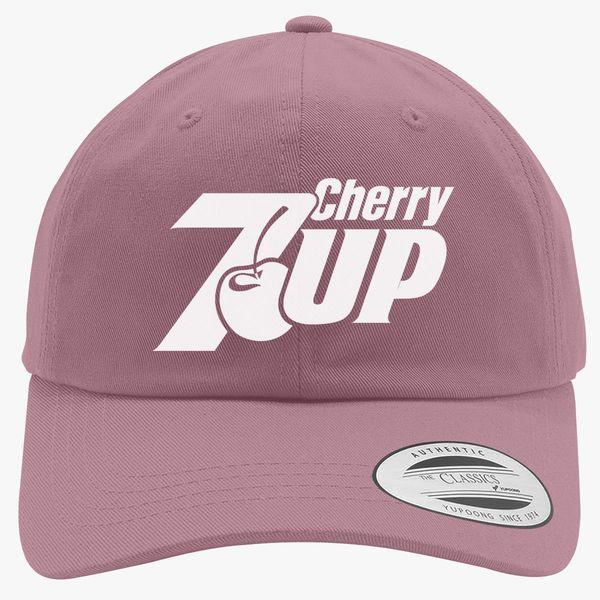 7up Cherry Cotton Twill Hat +more 94cb4db85544