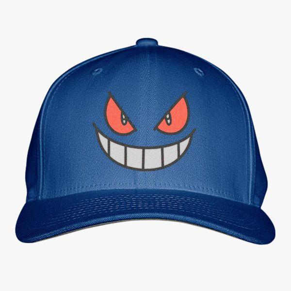 Gengar - Pokemon Baseball Cap (Embroidered)  4b696dbeb84