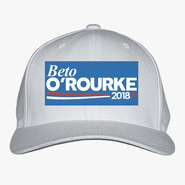 89713185a Beto O'Rourke 2018 Baseball Cap   Hatsline.com