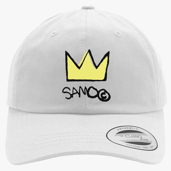 Jean Michel Basquiat SAMO Cotton Twill Hat +more 672e7828d9a