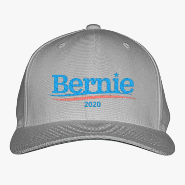 87351fdef50a2 Bernie Sanders 2020 Baseball Cap (Embroidered)