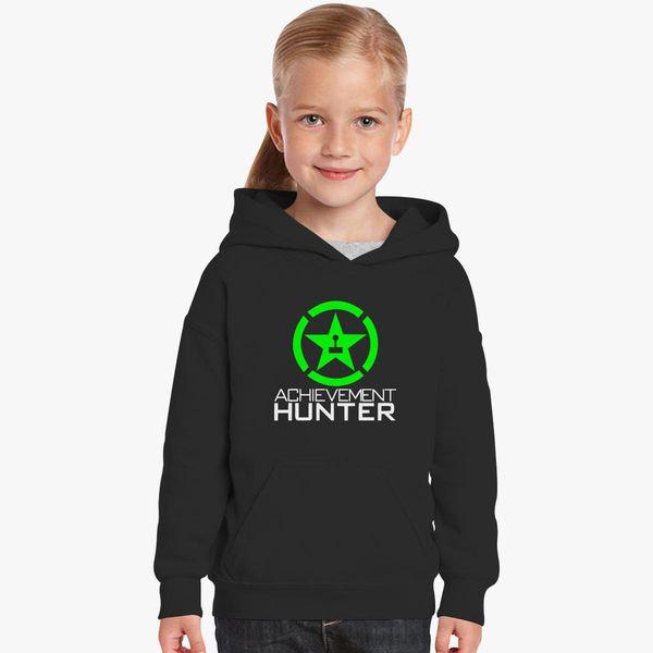 achievement hunter logo Kids Hoodie | Hatsline com