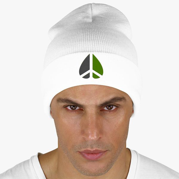 Greenpeace Funny Geek Nerd Knit Cap - Embroidery +more 6c8325b77eeb