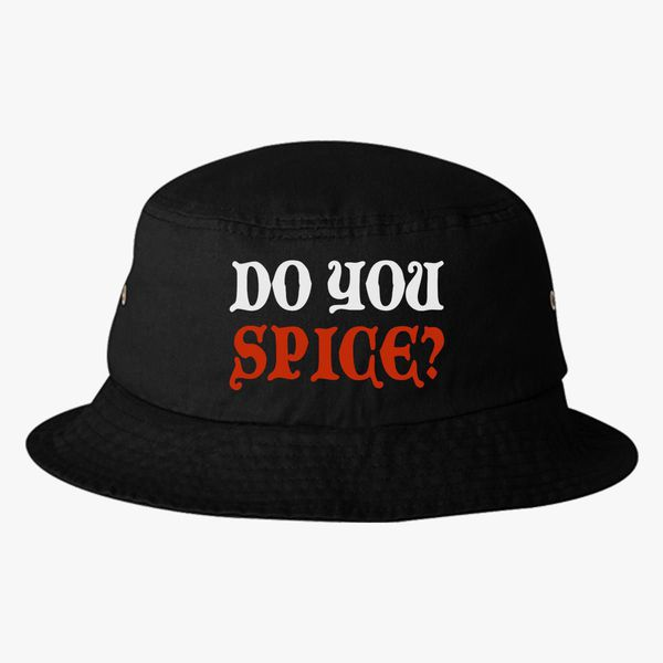 Do You Spice - Critical Role Fan Design Bucket Hat - Embroidery +more 18fb9323a59