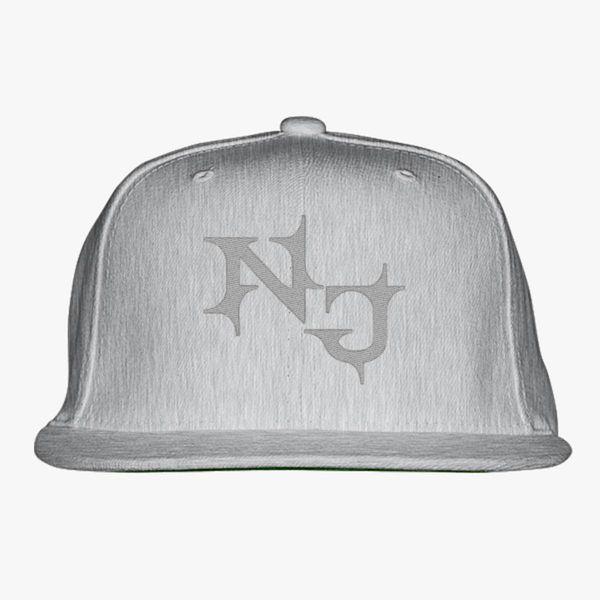 NJ Logo 5 Snapback Hat (Embroidered) | Hatsline com