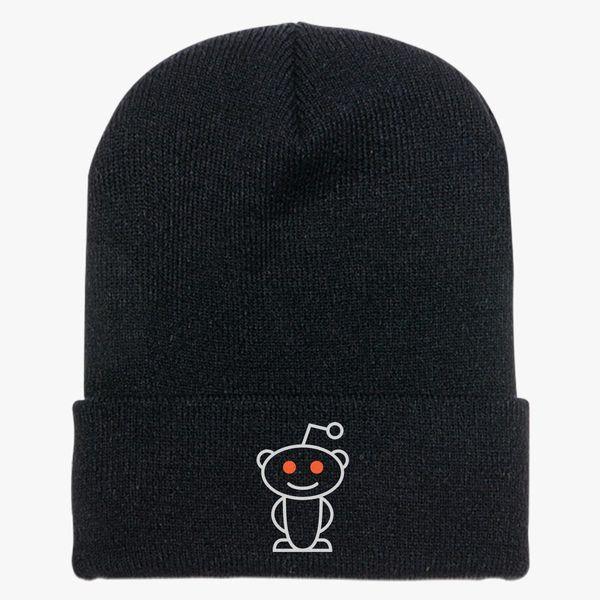 Reddit Knit Cap (Embroidered)   Hatsline com