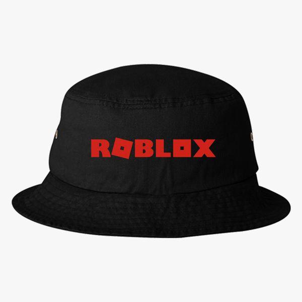 Roblox Bucket Hat Embroidered Hatslinecom