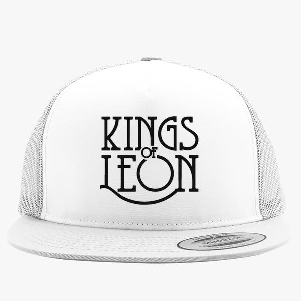 4201d9e89e522 Kings of Leon Trucker Hat - Embroidery +more