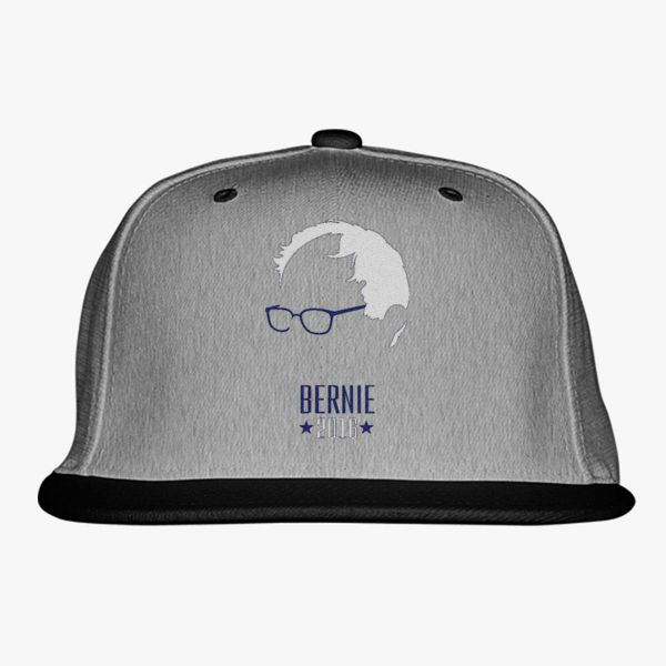 e96766a0 Bernie Sanders for President Snapback Hat (Embroidered) | Hatsline.com