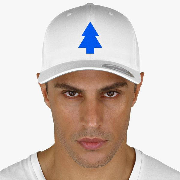 4452edc3f25 Dipper Pines Tree Gravity Falls Baseball Cap - Embroidery +more