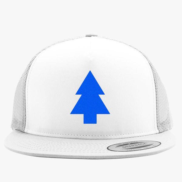 75eda46751e Dipper Pines Tree Gravity Falls Trucker Hat - Embroidery +more